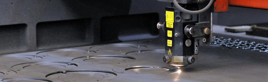 RDS – découpe laser